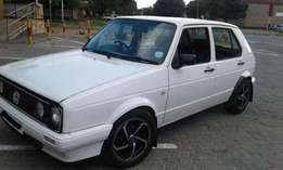 Vw Citi Golf 1 for sale R24000