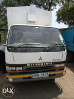 Transport hire Lorry Canter