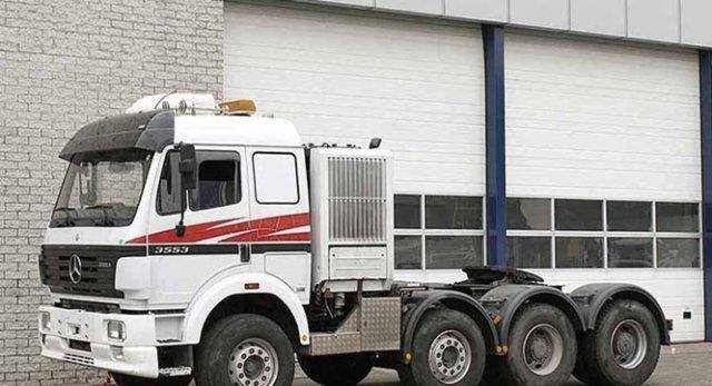 Mercedes-Benz SK 3553 S 8x4/4, WSK SK 3553 S 8x4/4, WSK Tempomat - 2001