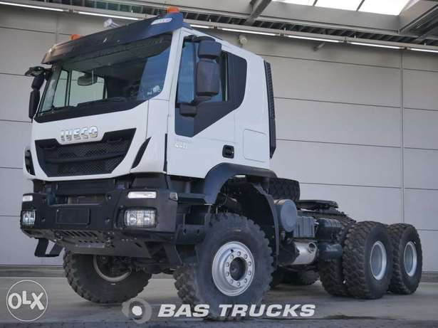 IVECO Trakker Hi-track At720t44 - To be Imported Lekki - image 1
