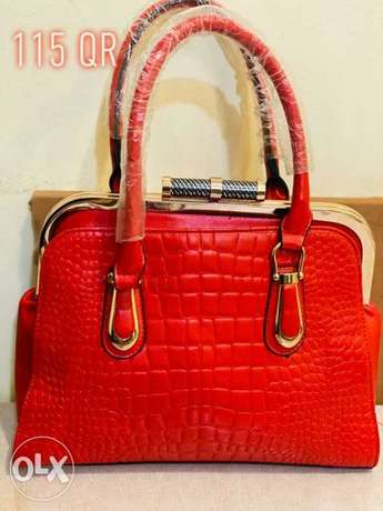 Ladies bags, new