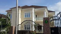 A six bedroom duplex with two bedroom BQ