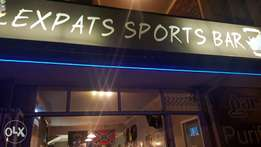 Sports Bar for sale