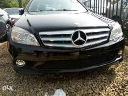 2010 Mercedes Benz C300, Lagos Clearing.