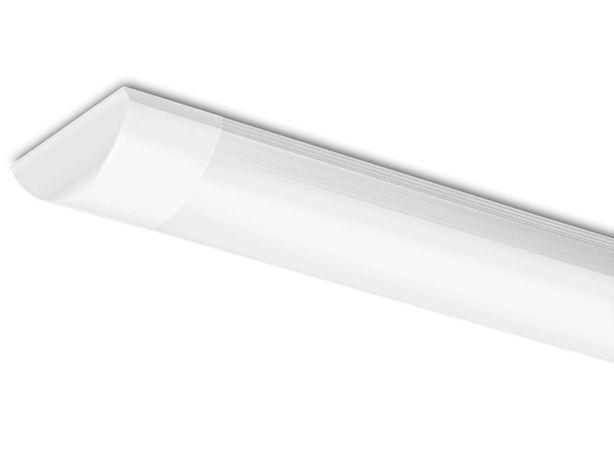 Panel Led Slim 120cm Oprawa Sufitowa Natynkowa 36w Lampa Do