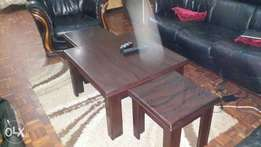 Nice Modern Square coffee table and two side tables