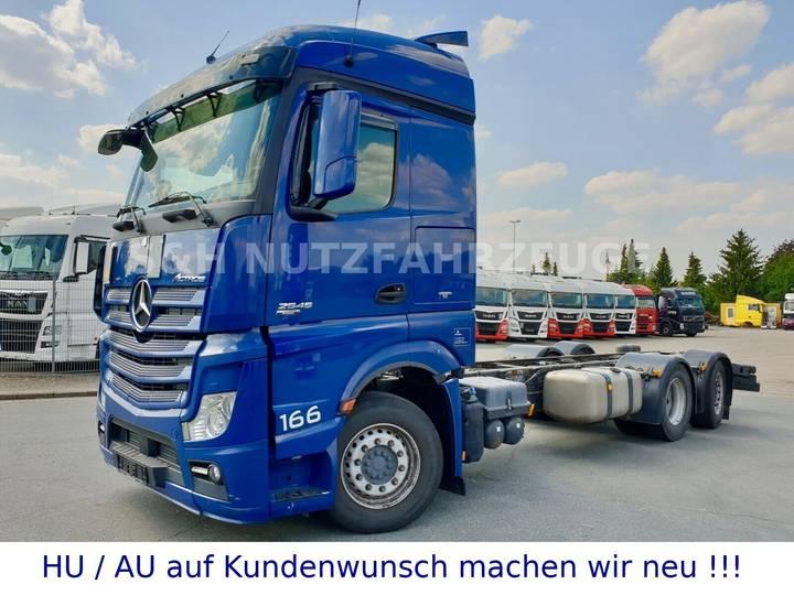 Mercedes-Benz ACTROS 2545 FAHRGESTELL RETARDER LENKACHSE - 2013