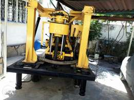 Drilling Rig, upto 200m 600ft