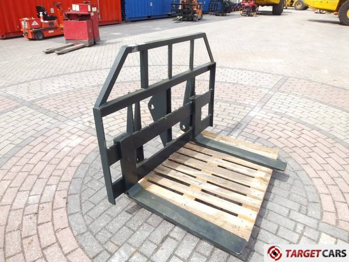 Target  Pallet Forks 92cm for wheel Loader - 2008