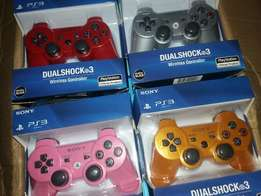 ps3 original game pad/game controllers