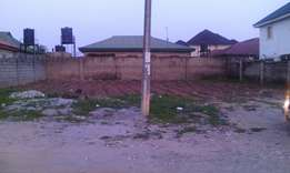 A residential land in Lugbe