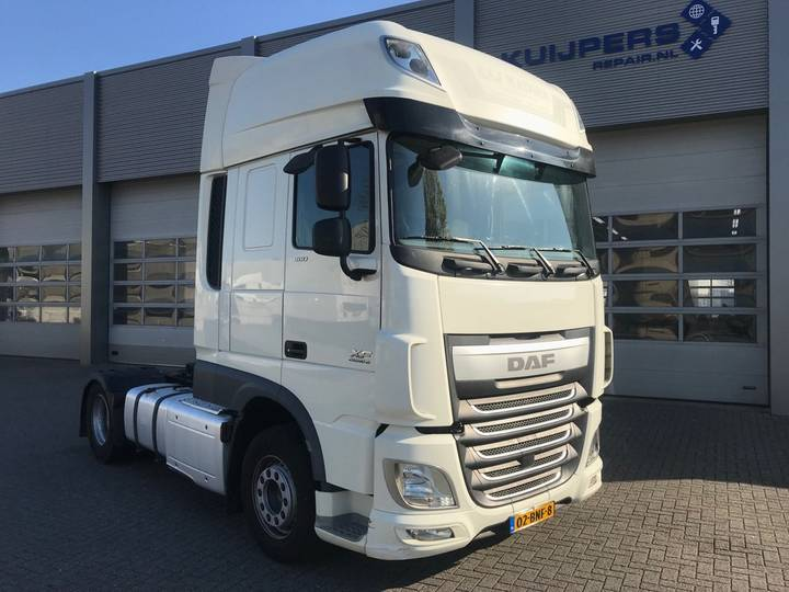 DAF XF 106.460 SSC / MANUAL / NL Truck - 2014