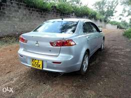 Mitsubishi lancer clean accident free