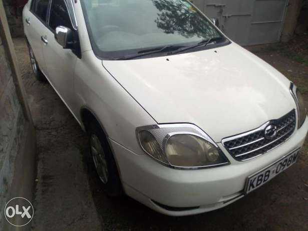 For sale Toyota nze really clean iam the second owner at 500 nego Ongata Rongai - image 1