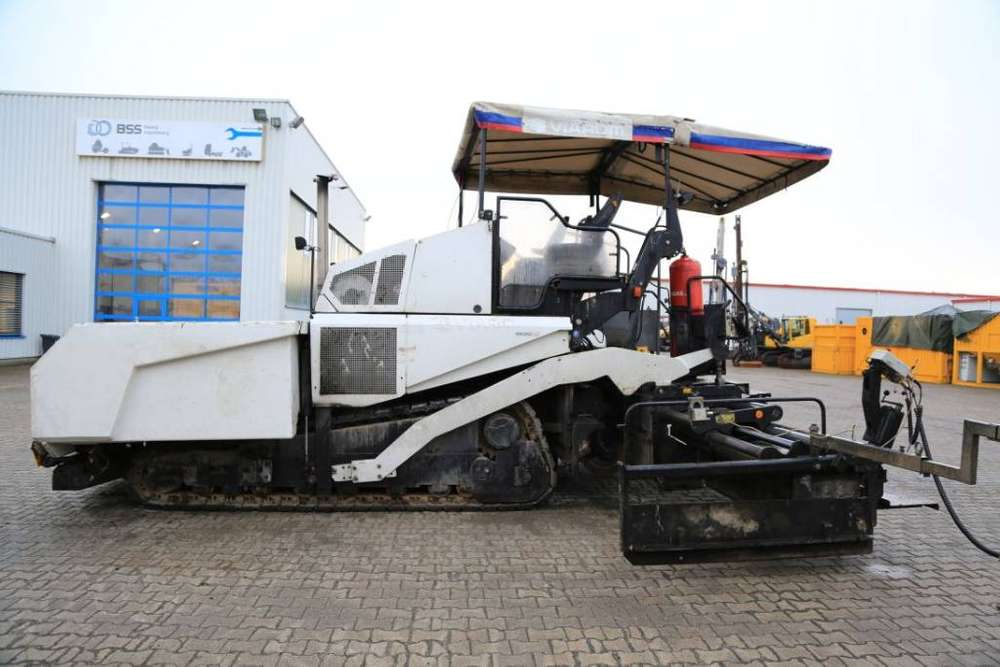 Dynapac Df 145cs * With 2 Screeds * - 2010
