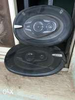Sony mp3 player and speaker