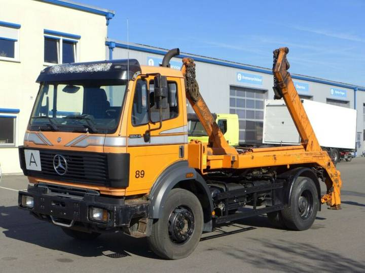 Mercedes-Benz 1824 K*Euro 1*TÜV*Schalter* - 1994