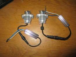 BMW E87 angel eye bulb for sale