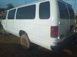Ford E350 Toks with AC N2.5m