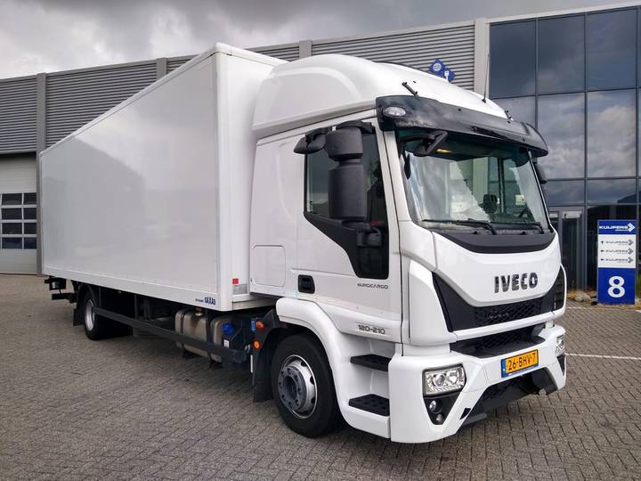 Iveco 120E Eurocargo / Box / Loadlift - 2017