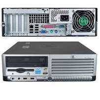 Desktop cpu HP co2duo 2gb RAM/80gb hardisk