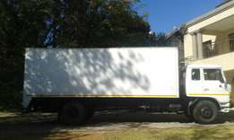 Bakkie and Trucks for Hire