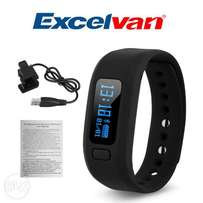 Must have Excelvan Bluetooth Smart Watch Bracelet. Free Delivery