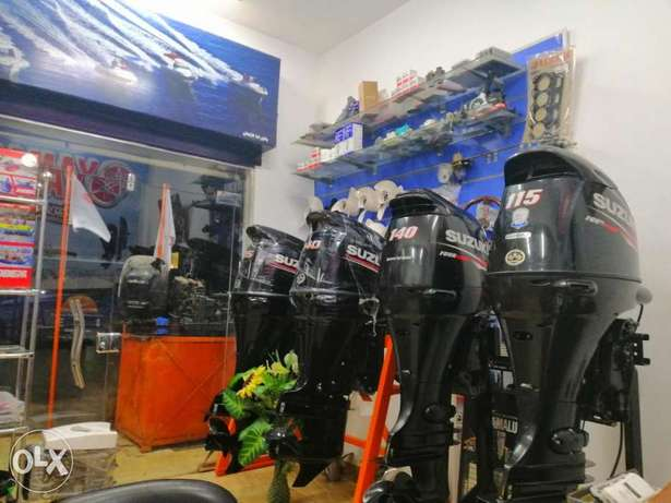 Suzuki outboard .140 for sale شرم الشيخ -  3