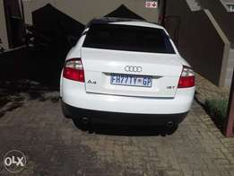 a clean audi accident free