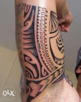 GOT INK? Tattoo services at your convenience