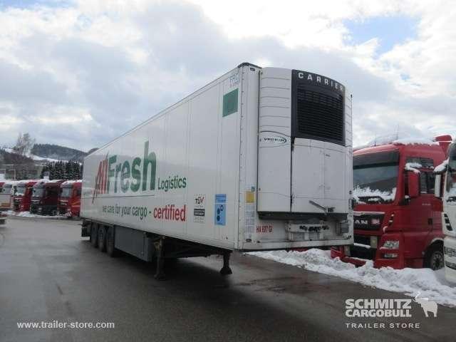 Schmitz Cargobull Tiefkühlkoffer Standard Doppelstock - 2012