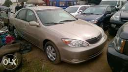 Very Clean Tokunbo Toyota Camry Big Dady 03