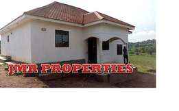 Affordable 3 bedroom 2 baths house for sale in Kabanyolo at 100m