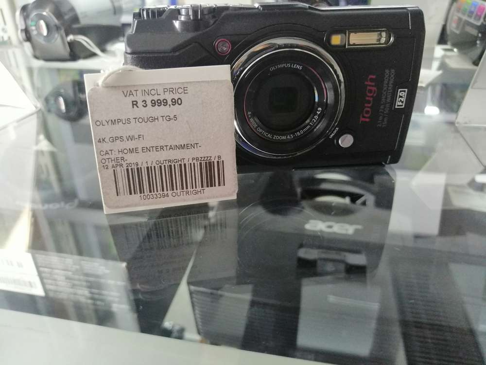 Which Olympus Camera With Gps