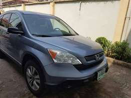 Clean Honda Cr_v (2010)
