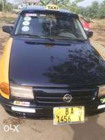 A very nice and strong Opel Astra for sale