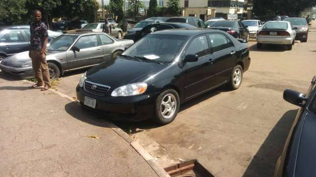 A very sharp and clean Nigerian use Toyota corolla Gwarinpa Estate - image 2