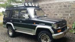 toyota landcruiser prado box for sale price ksh900,000/neg.