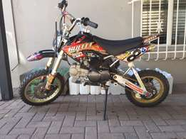 125 cc Pitbike good condition