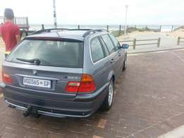 Bmw 325i touring for sale urgent sale