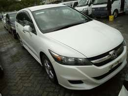 Honda Stream pearl white at discounted price KCN