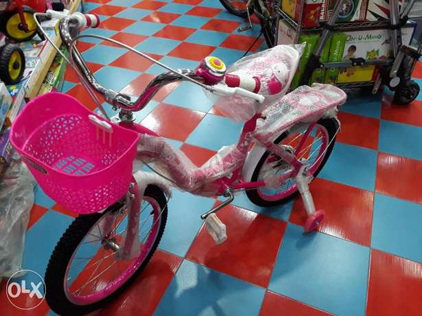 "18"" ladies cycle"