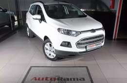 Ford eco sport tdci