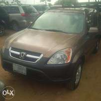 Nig-Used Honda CR-V, 2004, Very OK,
