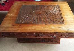 Coffee Table from Mozambique