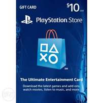 PS4 Network Cards US/UAE/ETC
