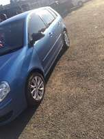 VW Polo 1.6 2007 Model with 4 Doors, Factory A/C and C/D Player,