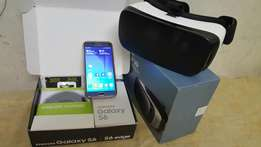 Samsung Gear VR with s6 Galaxy brand new with Box