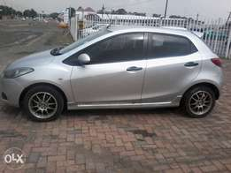 Mazda 2 to swop with automatic car for same va