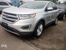 First grade 2016 Ford edge. SEL Edition. Negotiable